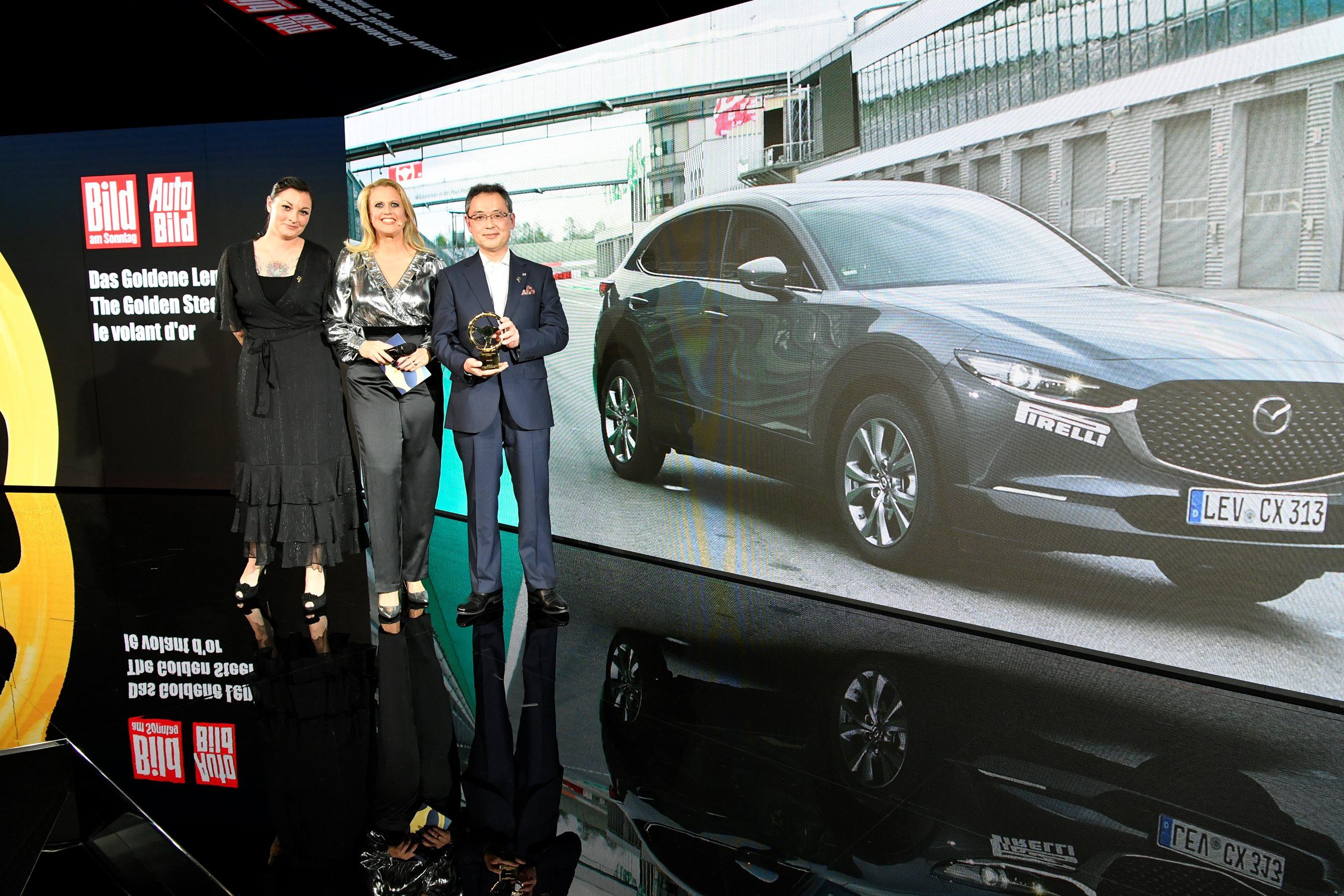 Mazda CX-30 osvojila Zlatni volan 2019