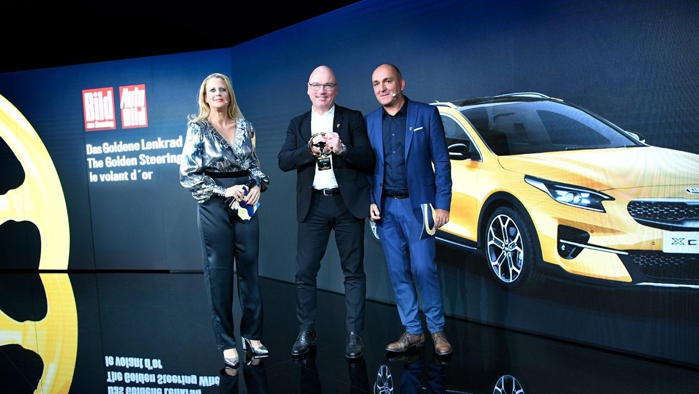 "Kia XCeed osvojio prestižnu nagradu ""Zlatni volan"""