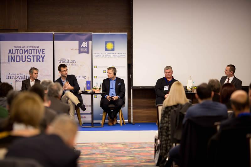IV Poslovni forum P/G K FBiH – Konferecnija automobilske industrije