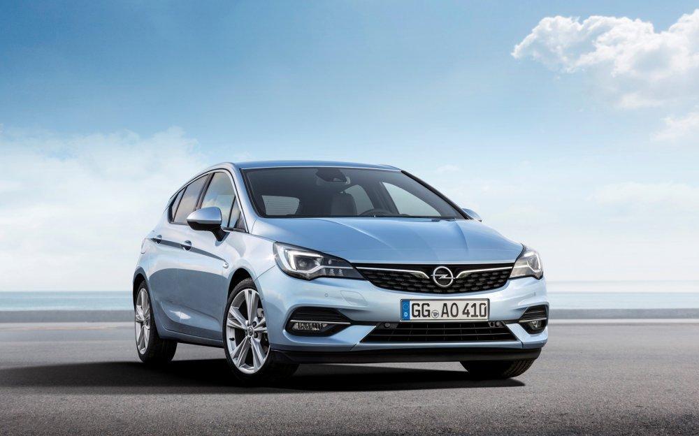Stigla je redizajnirana Opel Astra
