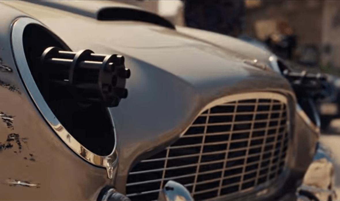 Novi James Bond i jurnjavama s nekoliko Aston Martina