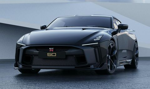 Nissan GT-R50 by Italdesinge Limited
