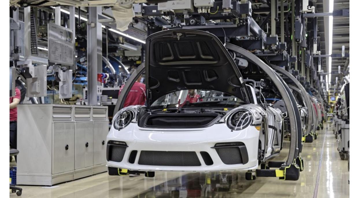 Proizveden posljednji Porsche 911 iz serije 991