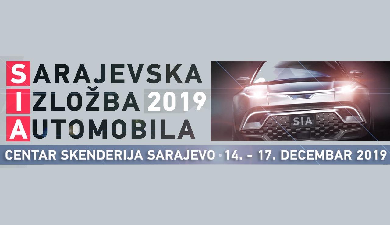 Sarajevska izložba automobila u Skenderiji