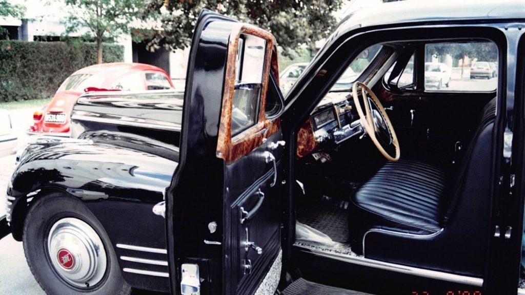 U Moskvi ukradena Staljinova blindirana limuzina vrijedna 2,5 milijuna eura