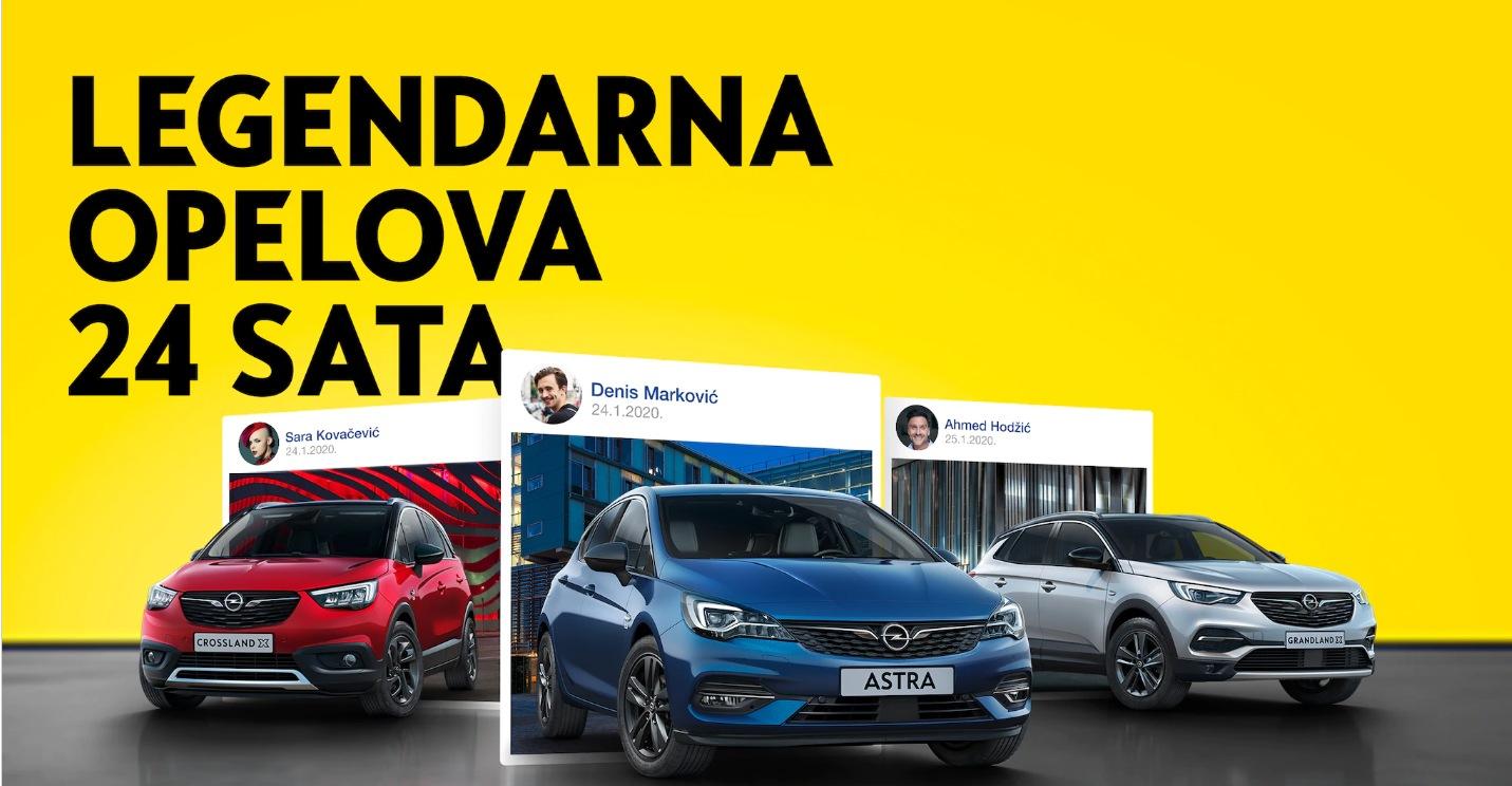 24 sata iz Opela