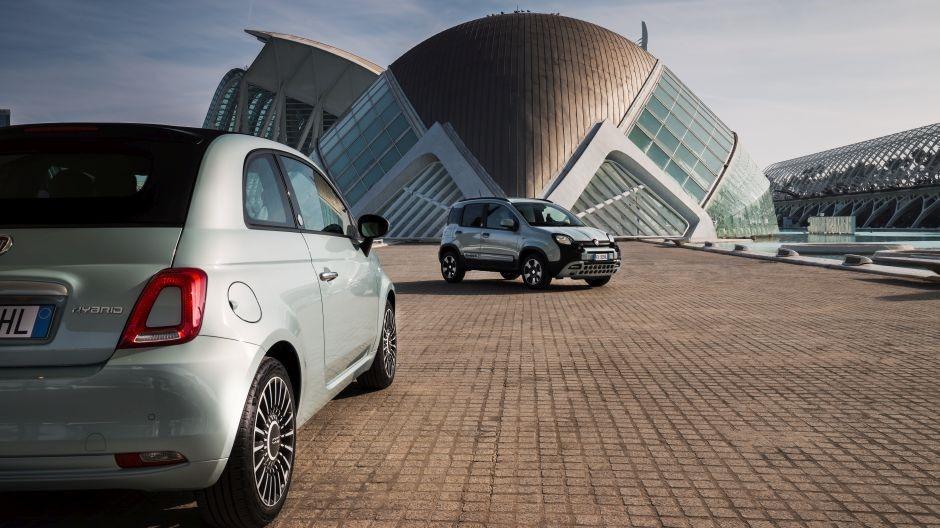 Elektrifikacija na talijanski način: Fiatovi gradski mališani dobili hibridne verzije