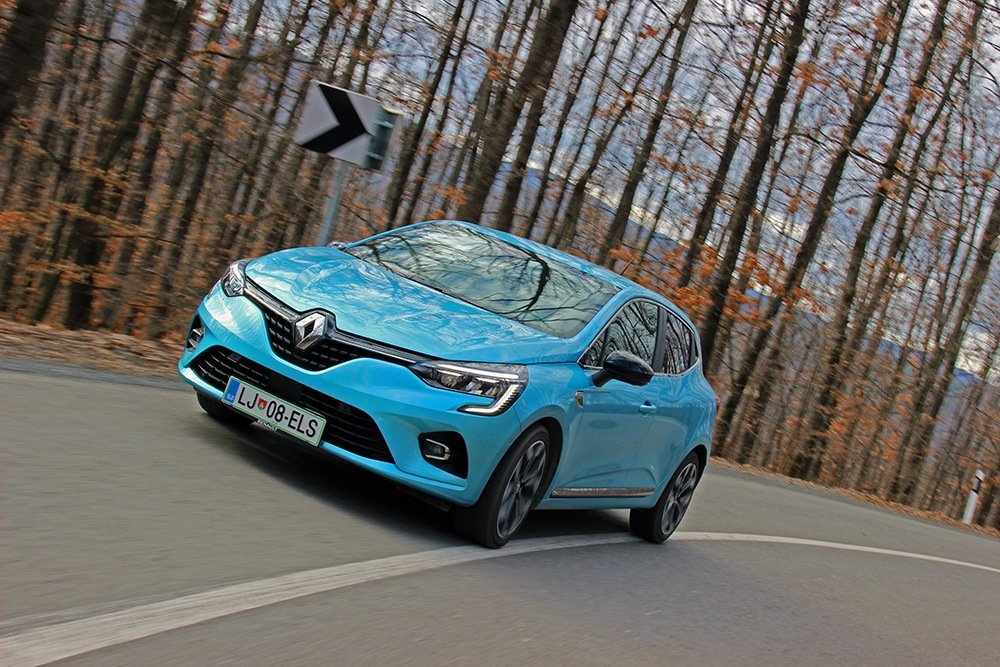Renault Clio 1.5 dCi Blue Edition One