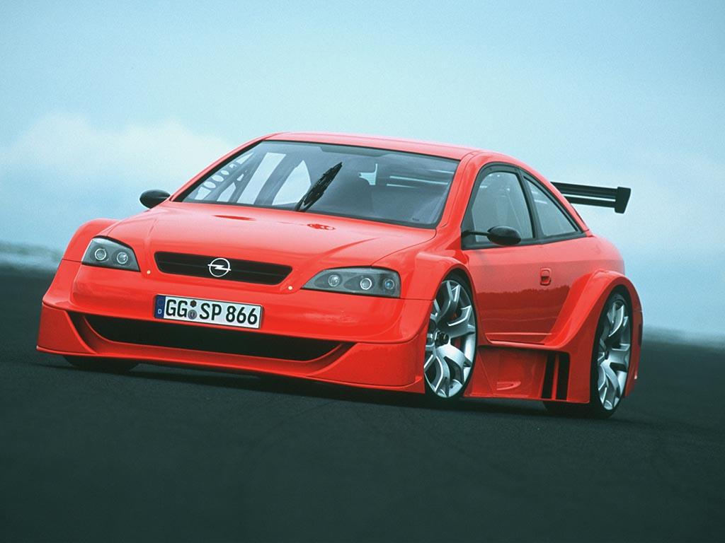 Opel Astra X-Treme Concept razvijala je 444 konja i dostiže 300 km/h