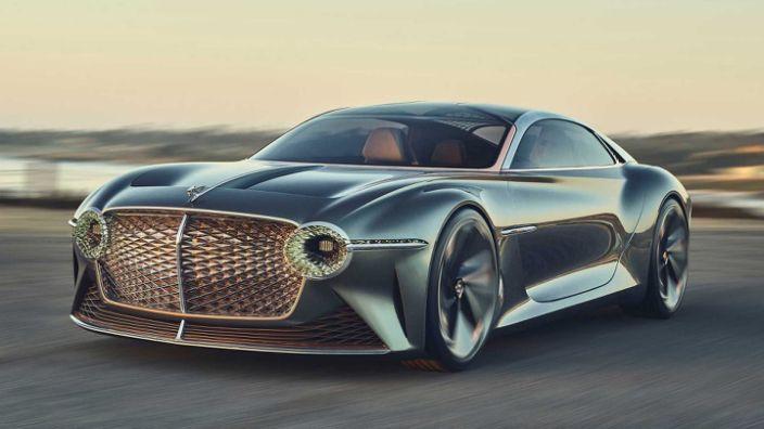 Bentley EV ne izlazi prije 2025. godine