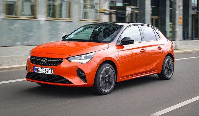 Opelov bestseler po prvi put ima pogon na struju: Stigla je Corsa-e