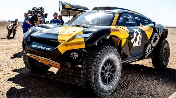 Stiže Extreme E – najekstremnija auto-utrka električnih automobila