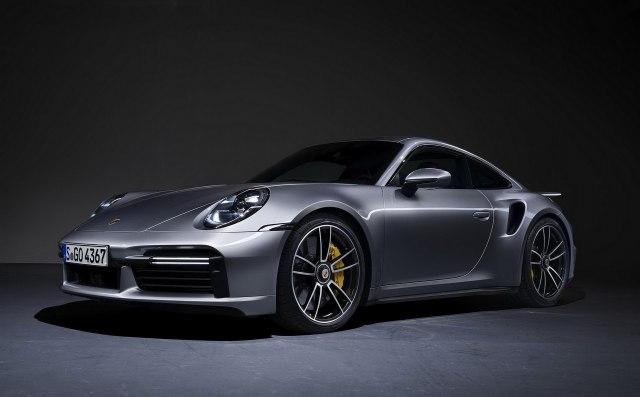 Savršenstvo evolucije: Porsche 911 Turbo S