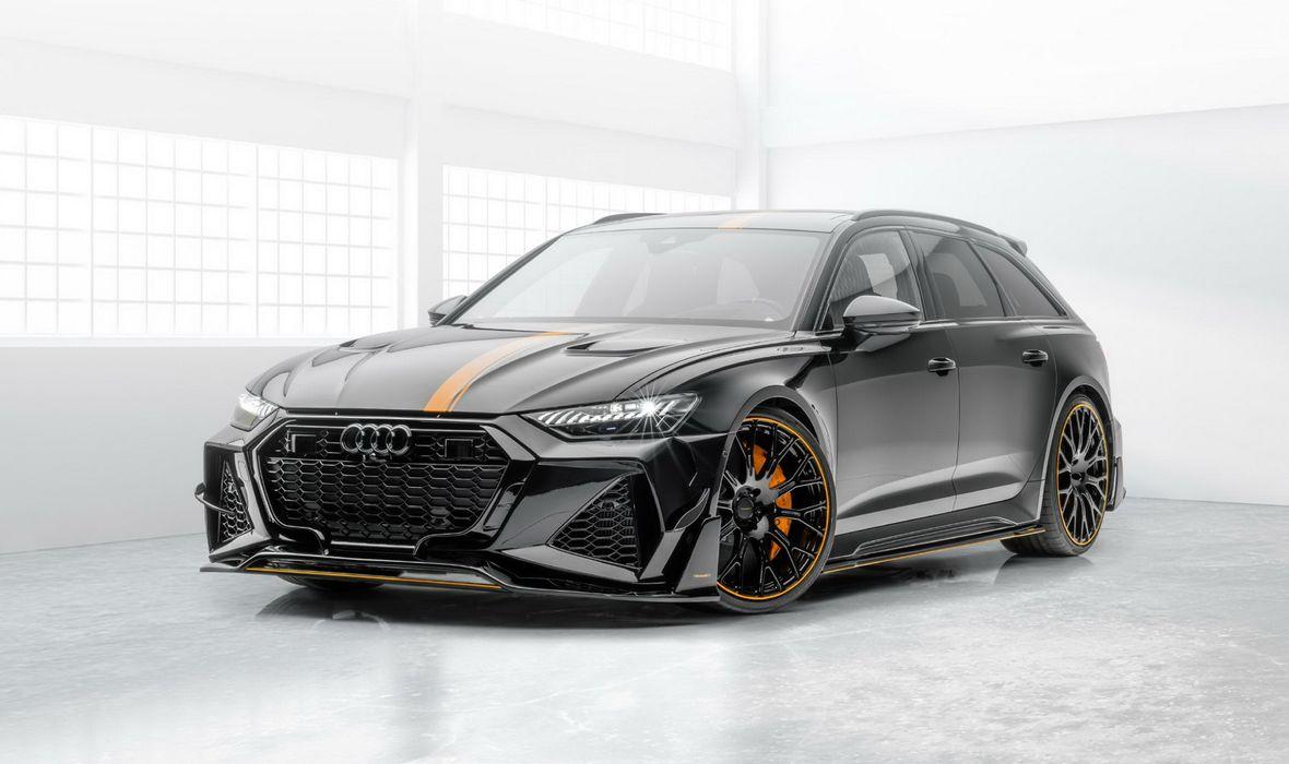 Audi RS6 by Mansory, 730 KS i ubrzanje 3,2 sekunde od 100 km/h!