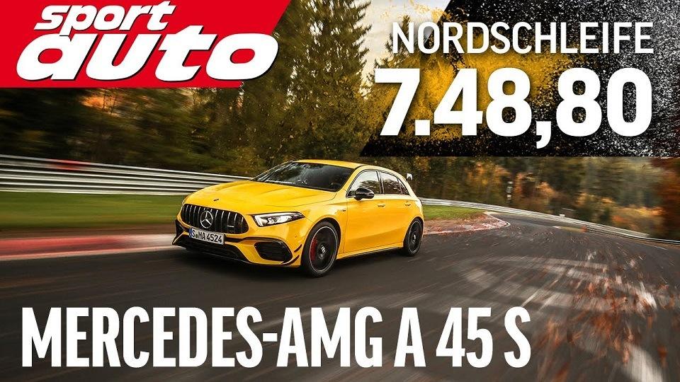 Mercedes-AMG A45 S je i najbrži kompaktni automobil