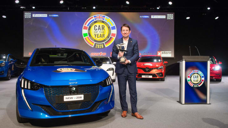 Novi Peugeot 208 je Evropski automobil godine 2020