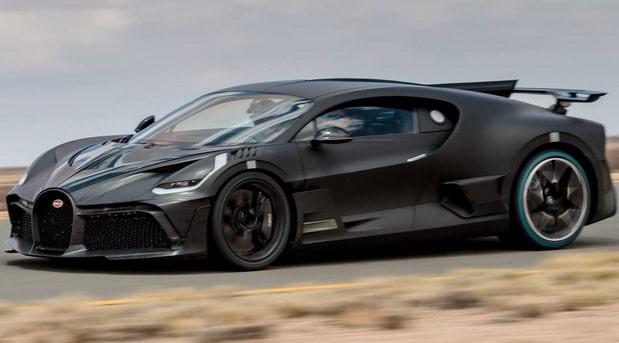 Počele isporuke Bugatti Divo
