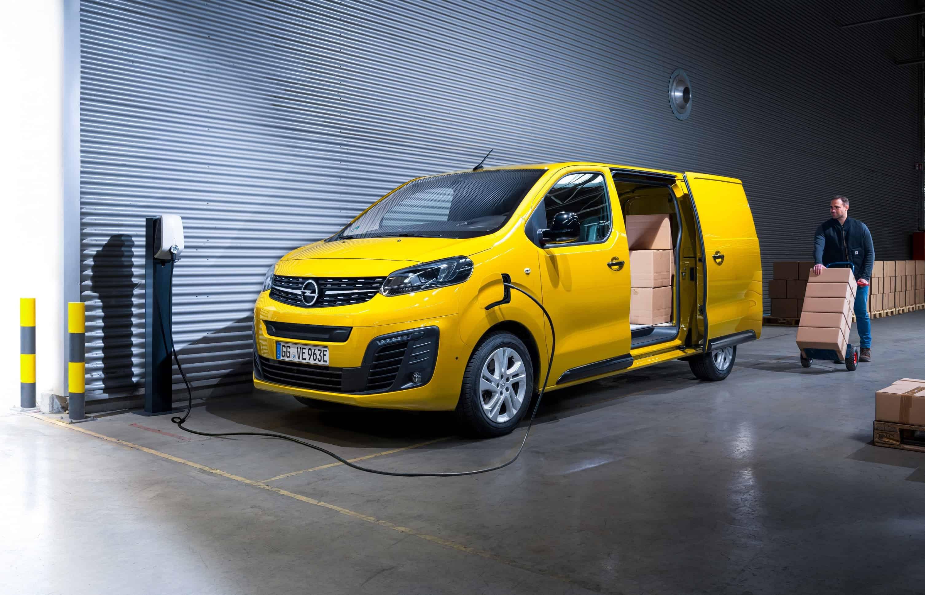 Novi Opel Vivaro-e: Dostava bez štetnih emisija