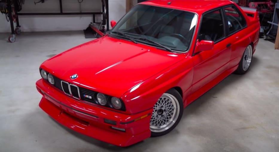 """Kad savršeno postane još bolje: Legendarni BMW """"kockica"""" M3 s motorom novije generacije"""
