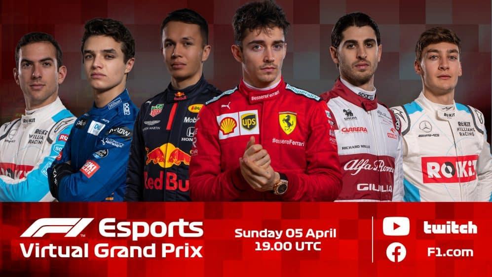Virtuelni Grand Prix – pobjeda za Charlesa Leclerca