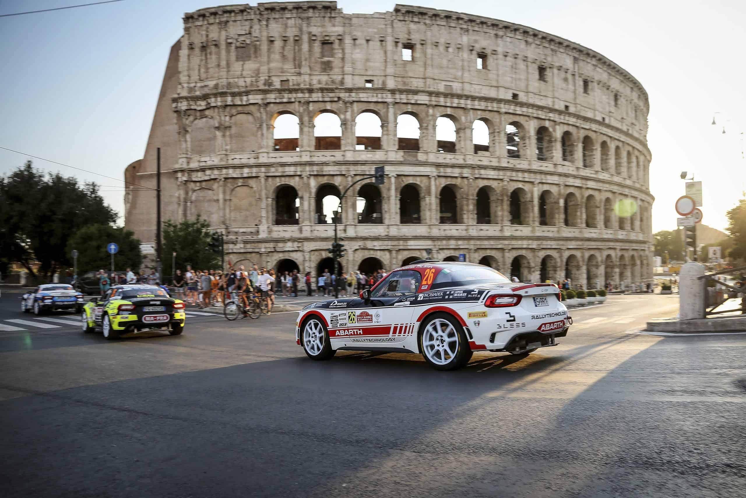 Abarth Rally Cup i ERC, spremni da ponovo pokrenu svoje motore