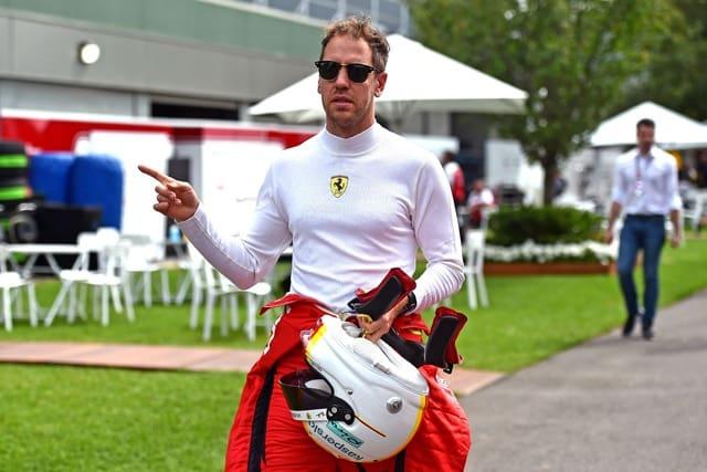 Vettel napušta Ferrari