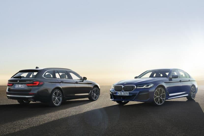 BMW predstavio redizajnirane modele 5 i 6 GT
