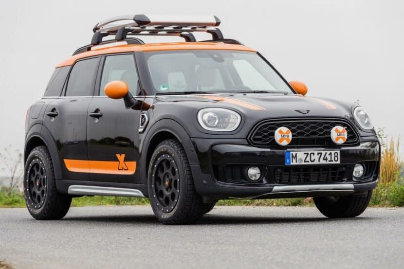Inspiriran pobjedama na Dakar Rallyju: MINI Countryman powered by X-Raid