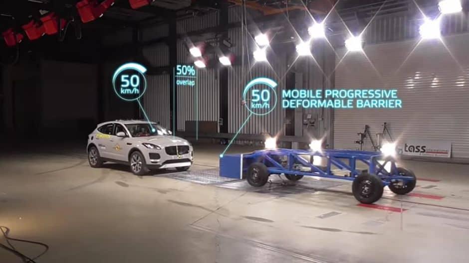 Euro NCAP promijenio način provođenja crash testova