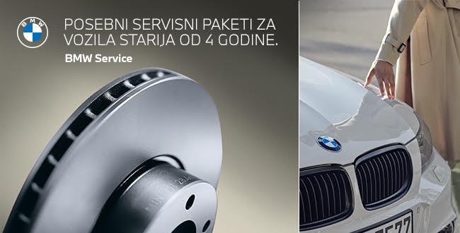 BMW i MINI Posebni servisni paketi