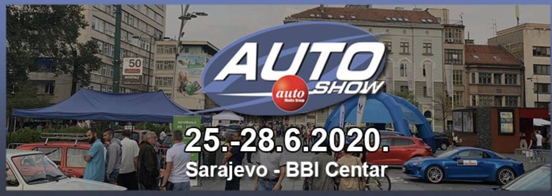 Za tri dana počinje Auto Show Sarajevo 2020