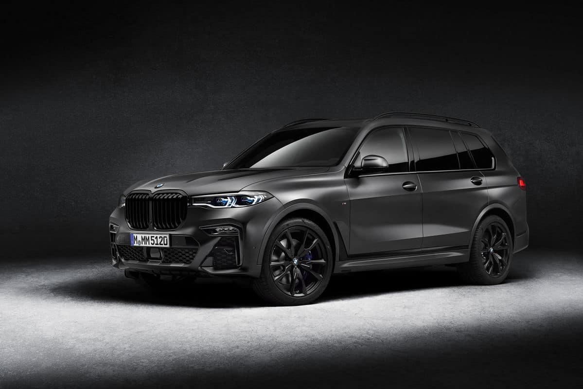 BMW X7, Dark Shadow Edition