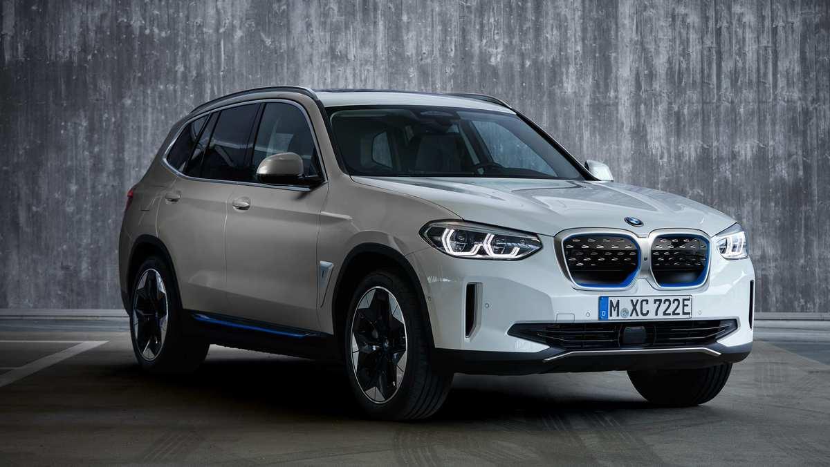 BMW predstavio svoj prvi električni SUV – iX3