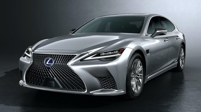 Luksuz na japanski način: Lexus LS (redizajn)