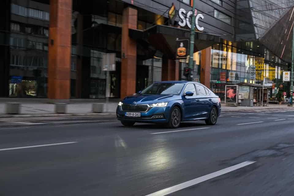 Nova Škoda Octavia stigla na naše tržište