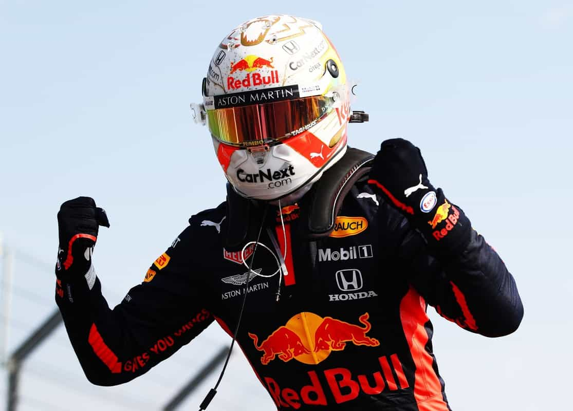 Strateška pobjeda za Maxa Verstappena na Silverstoneu