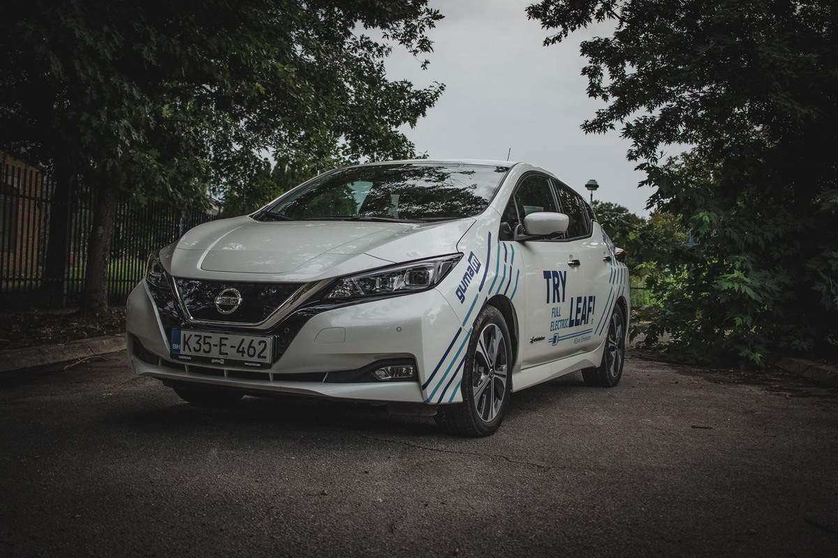 Test: Nissan Leaf 40 kWh ProPILOT