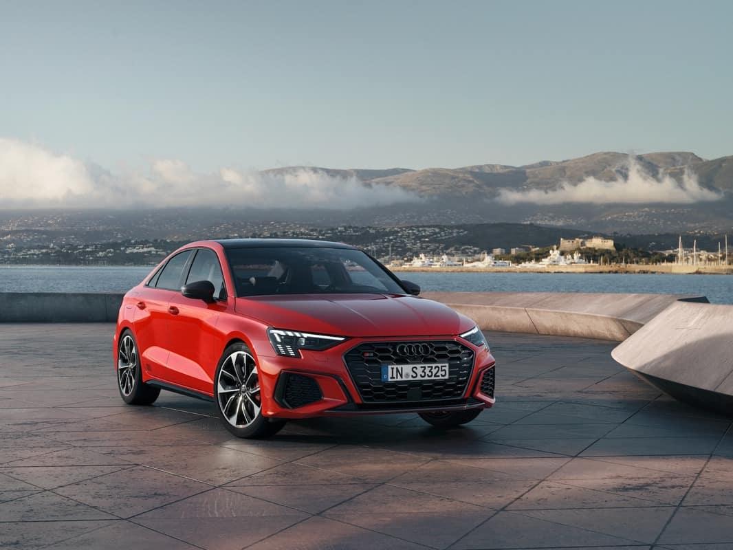 Audi predstavio novi S3 ! 310 KS uz nove tehnologije