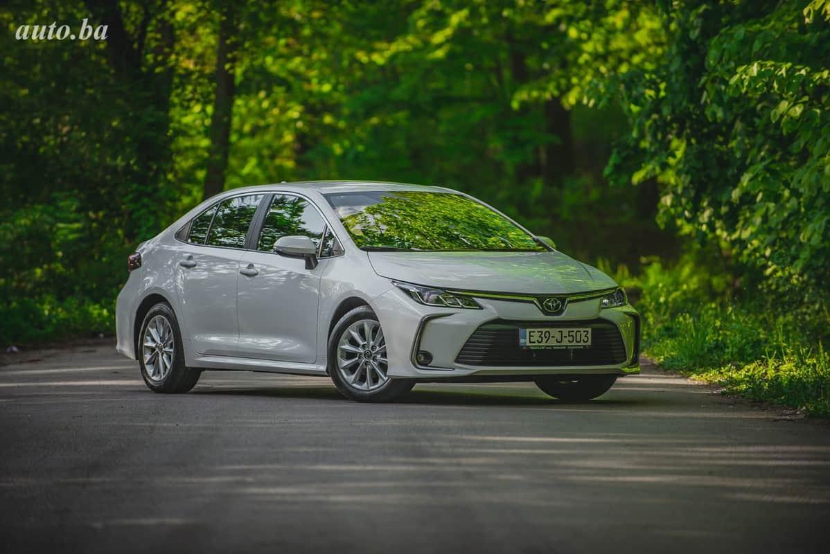Toyota Corolla, ponovno u vrhu !