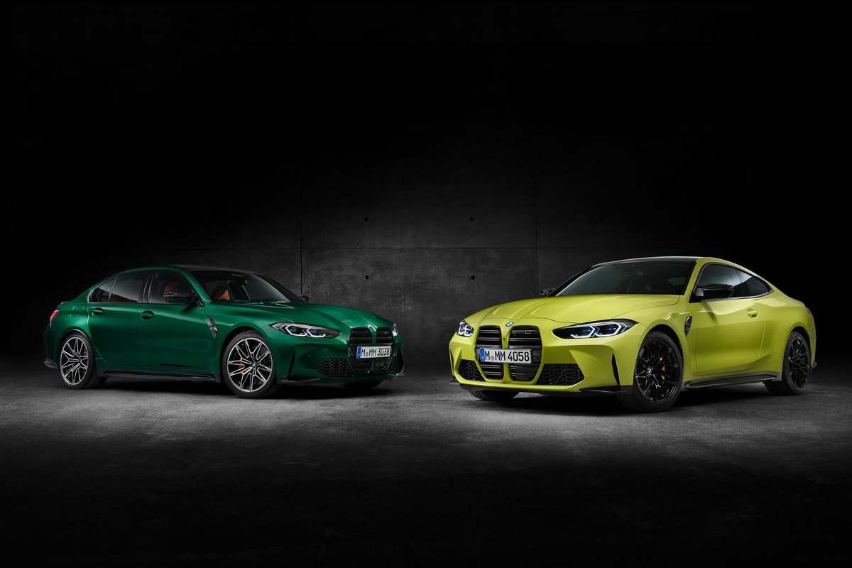 Novi BMW M3 i M4 !