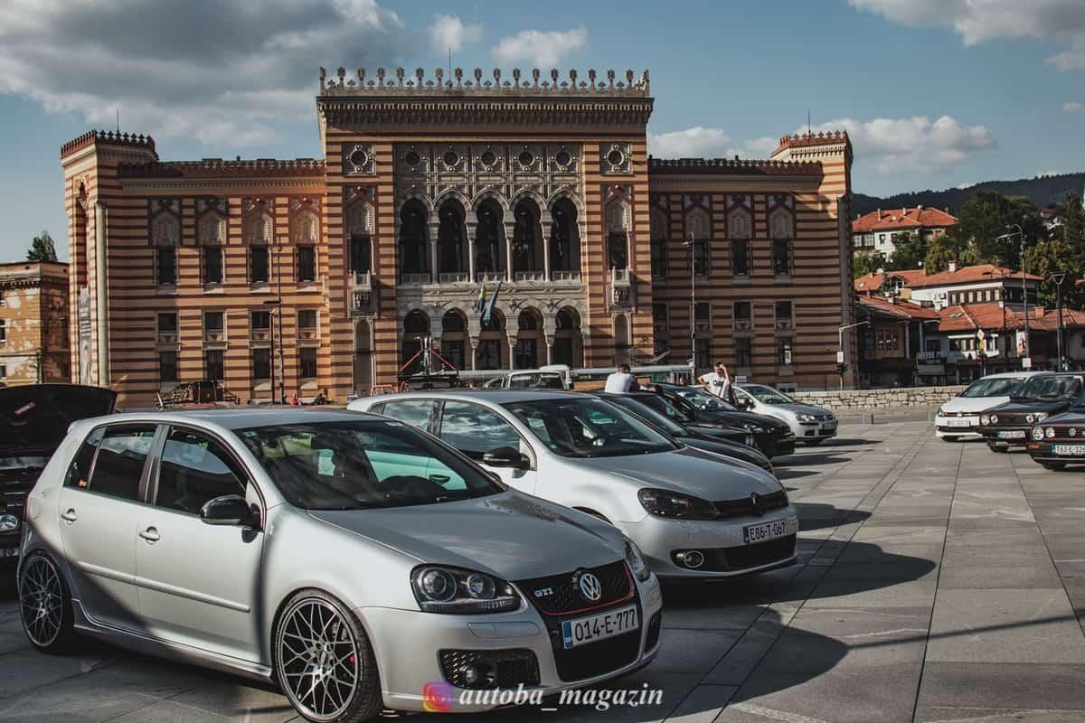 4. VW Golf Fest – Sarajevo
