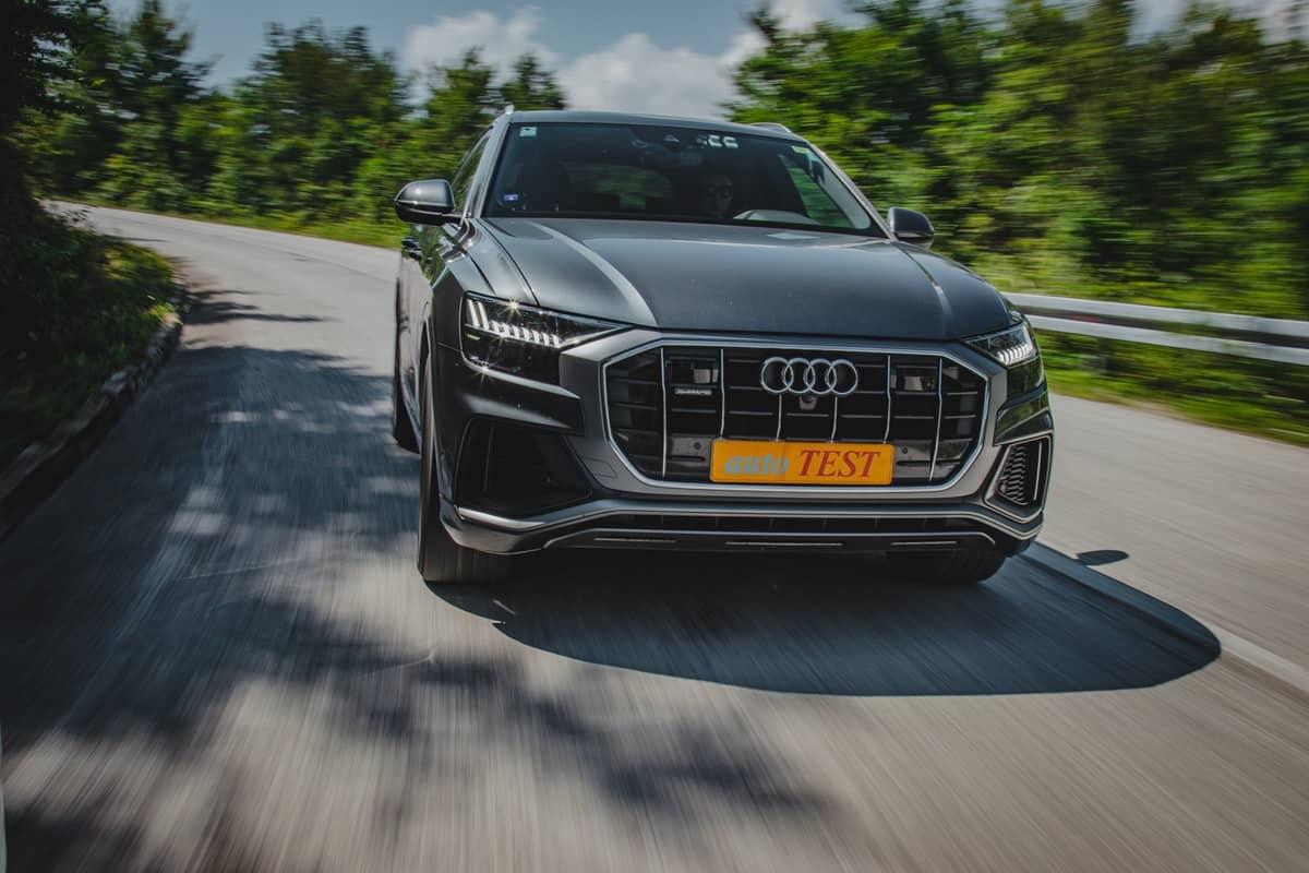 """Audi Q8 sa razlogom """"Godzila""""!"""