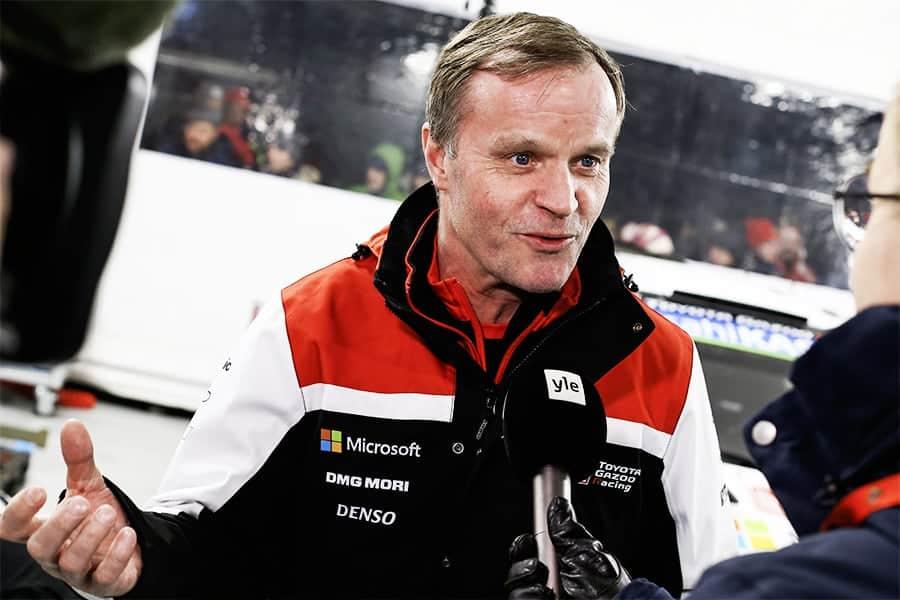 Tommi Makinnen imenovan savjetnikom za motosport u Toyoti