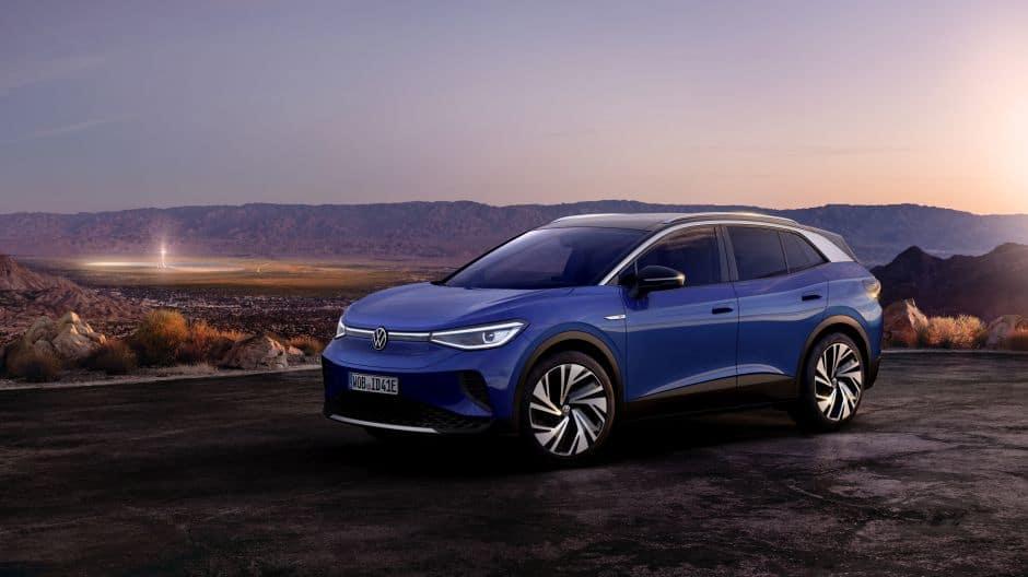 Volkswagenova električna obitelj dobila je još jednog člana: Predstavljen kompaktni SUV ID.4
