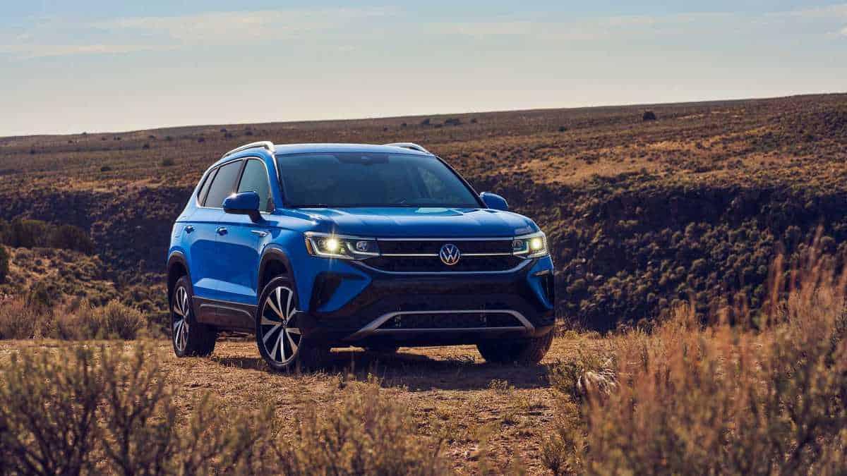 VW Taos stiže na američko tržište