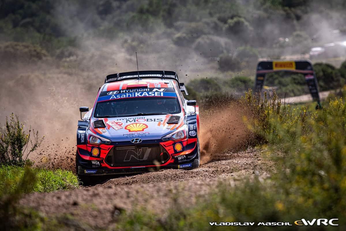 Kraj prvog dana – Rally Sardegna, Sordo vodi, a iduće godine WRC u Hrvatskoj!