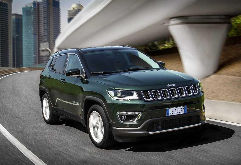 Stigao je evropski Jeep Compas, 0% carine – 100% Jeep