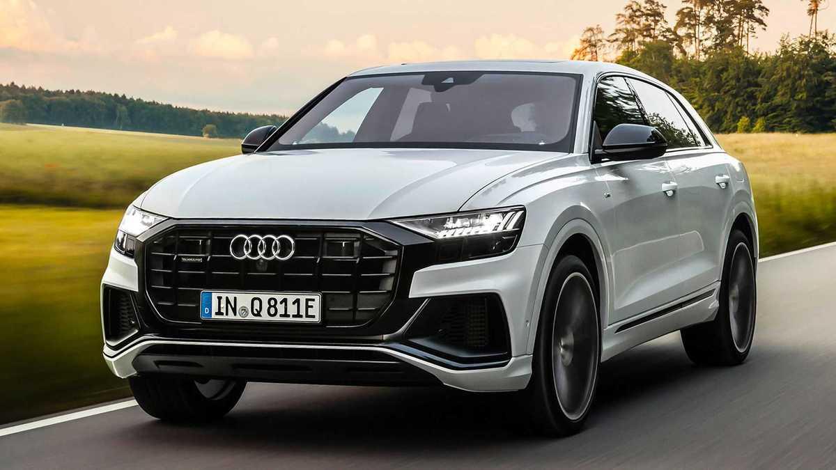 Audi predstavio Q8 TFSI E Quattro plug-in hibrid sa 482 KS