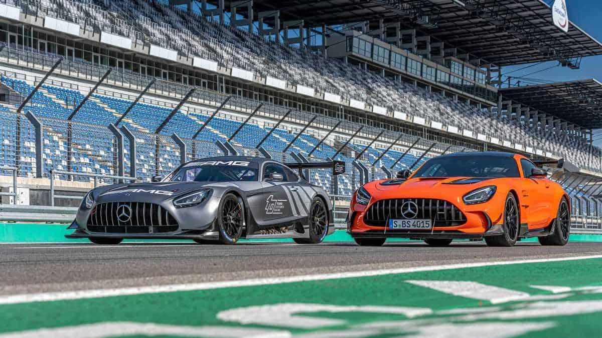 Mercedes-AMG GT Black Series brži od 720S i Pista na Hockenheim-u!