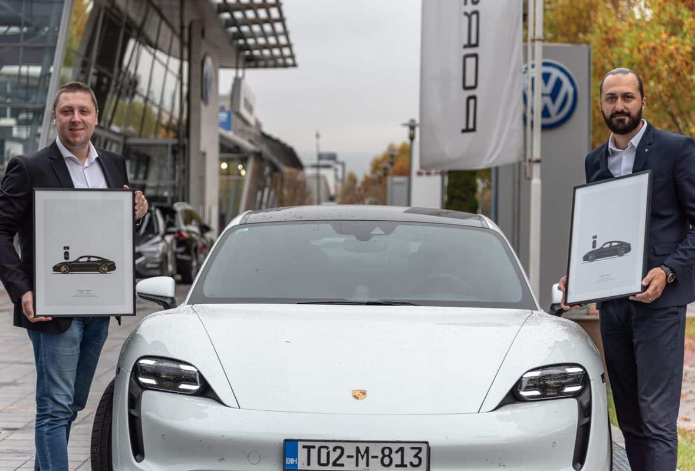 Porsche Centar Sarajevo 1. u svijetu